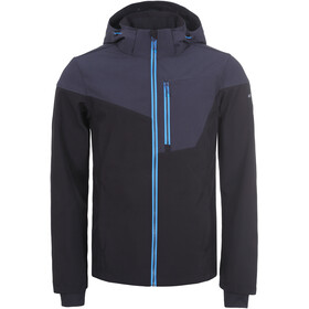 Icepeak Bendon Softshell Jas Heren, grey/black